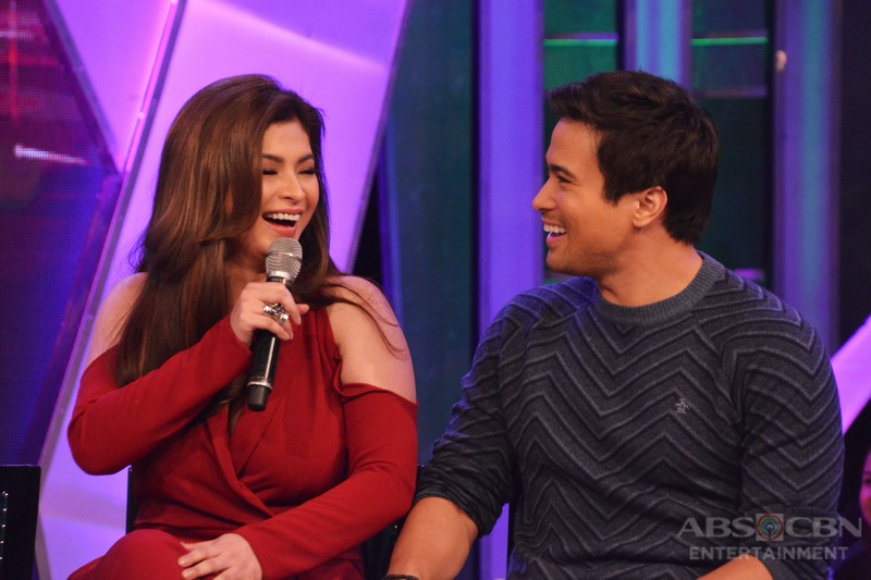 PHOTOS: #GGVLaughParty with The Third Party stars Angel, Zanjoe and Sam