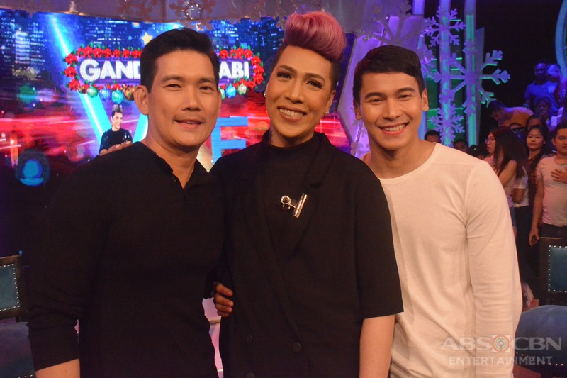 PHOTOS: #GGVPaskongPakSaya with Enchong, Richard and Ronnie