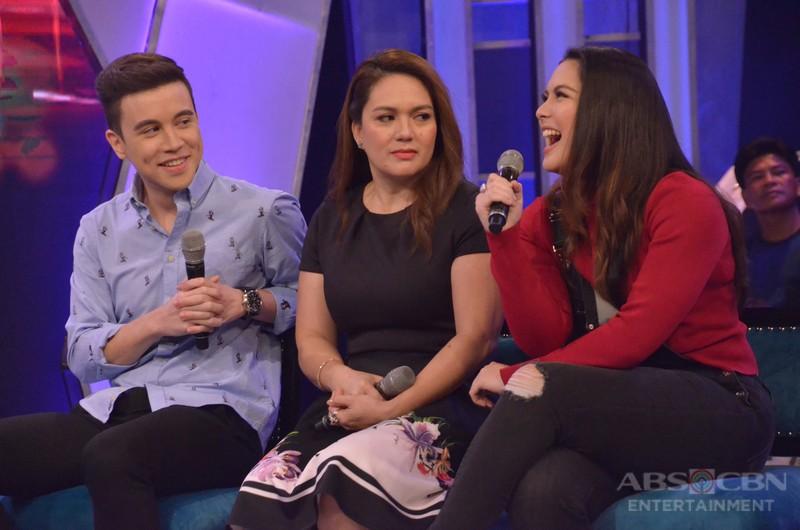 PHOTOS: Tripleng kulitan sa GGV with Sylvia, Arjo and Ria