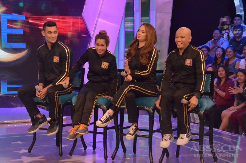 PHOTOS: #GGVCanDoThat with Pokwang, Arci, Gab & Wacky Kiray