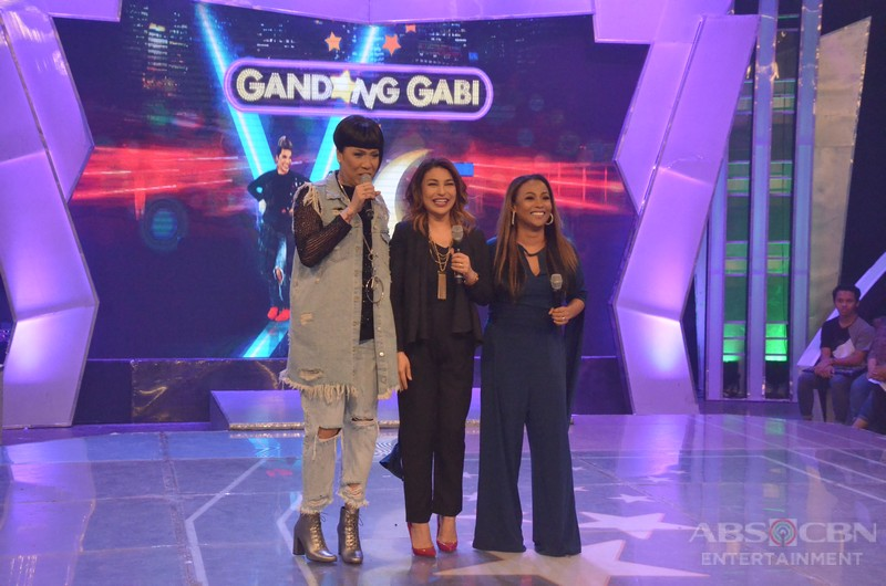 PHOTOS: #GGVDivaAngGaling with Jaya and Lani Misalucha