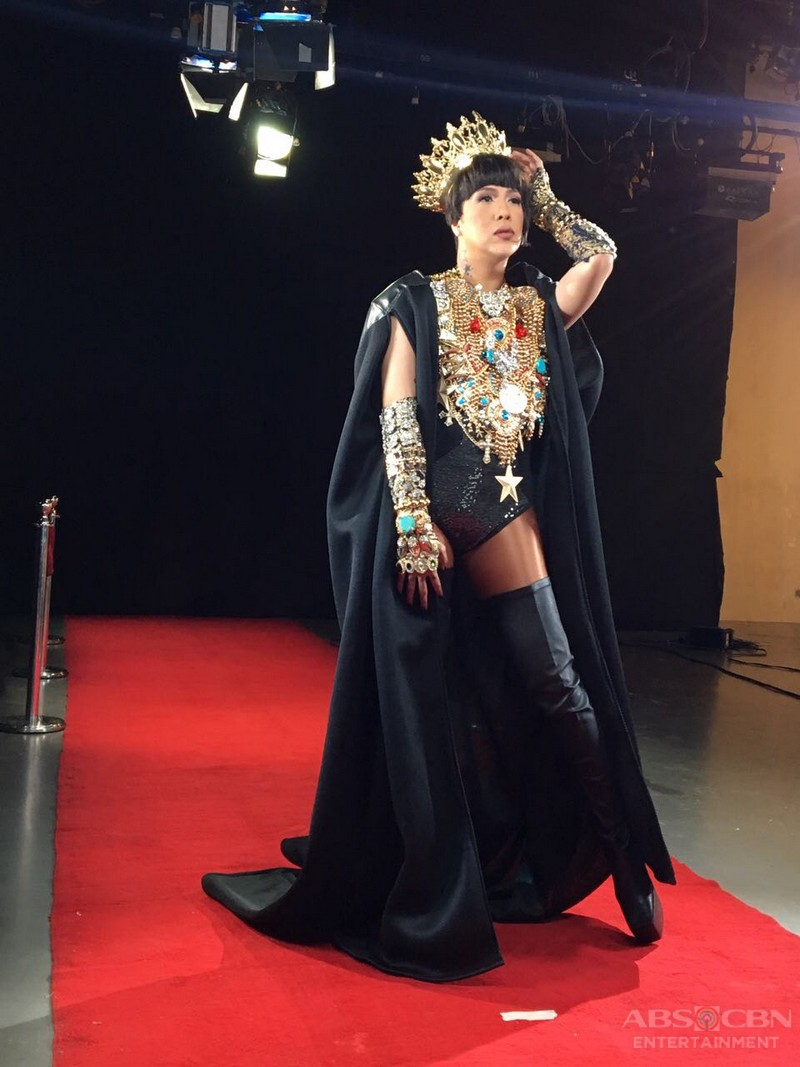 BEHIND-THE-SCENES: GGV Royal Celebration Promo Shoot