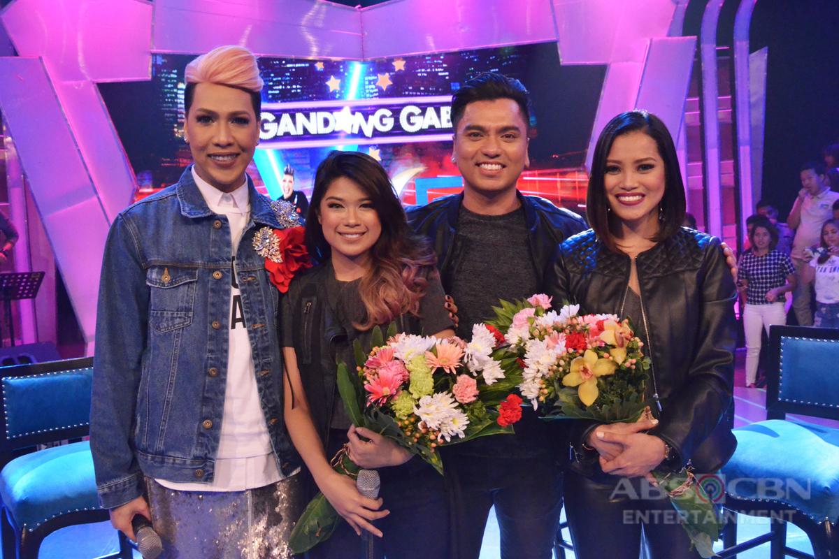 #GGVSingInit PHOTOS: Pasiklaban at tawanan kasama ang Tawag Ng Tanghalan singers