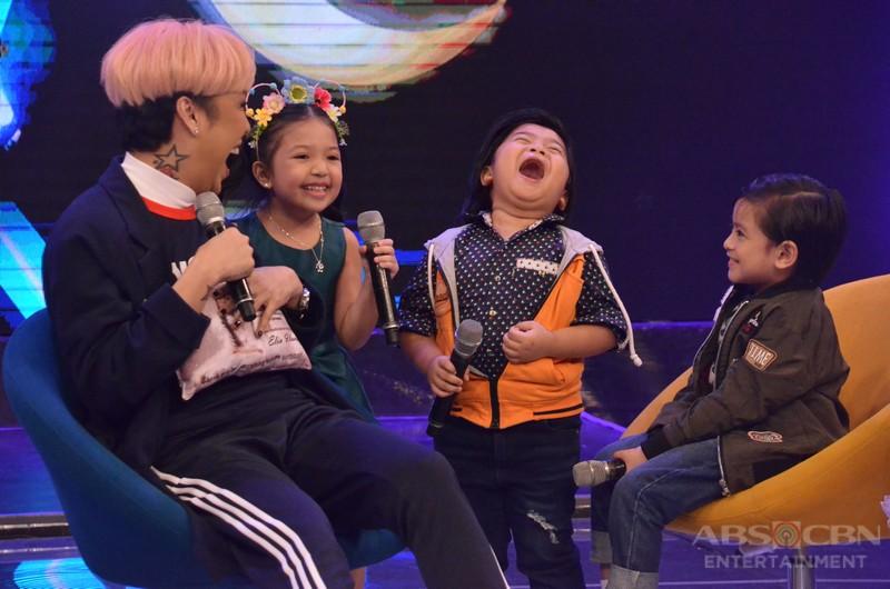 PHOTOS: GGV kulitan with La Luna Sangre Kids