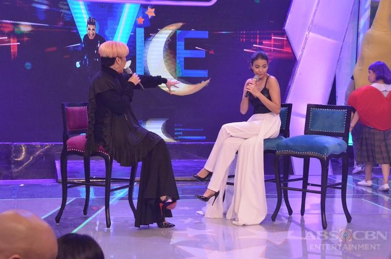 PHOTOS: #GGVPampaHappyKIta with Kita Kita stars Alessandra and Empoy