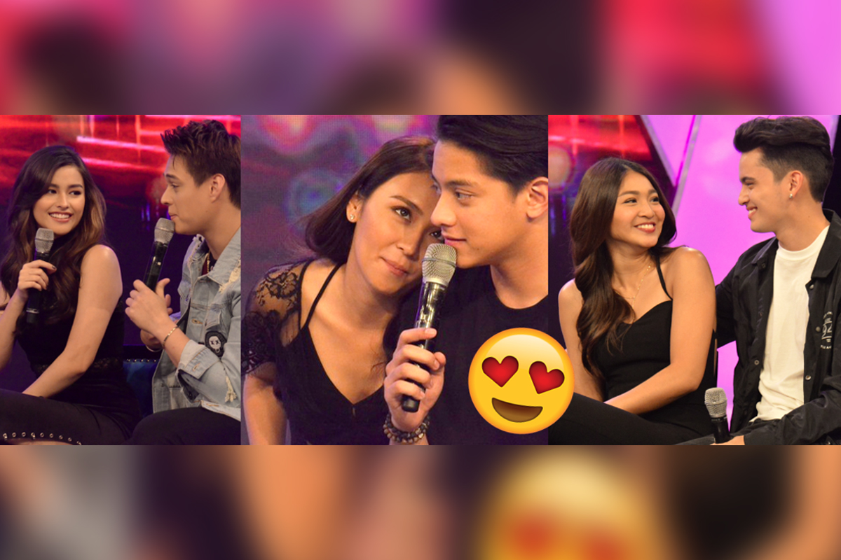 LOOK: 20 Photos capturing the most KILIG moments on GGV!