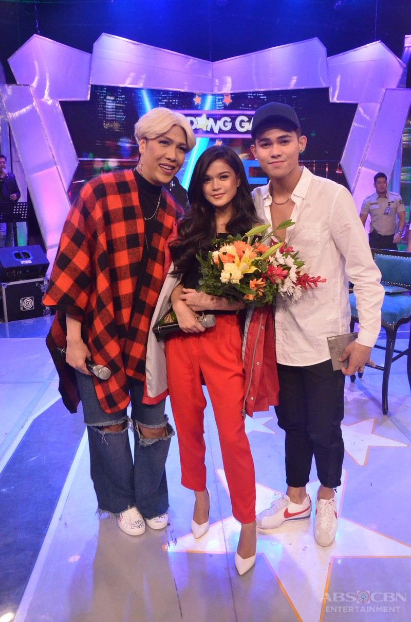 PHOTOS: MarNigo on GGV