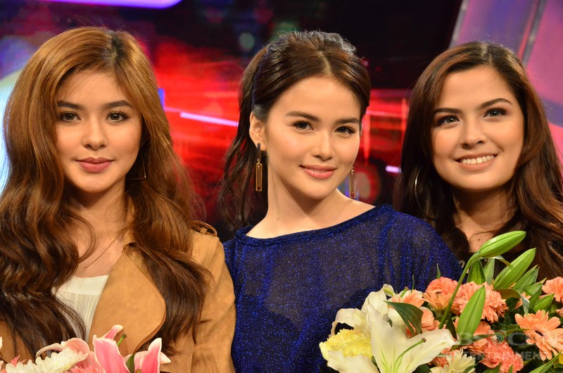 PHOTOS: #GGVGirlWerpa with Loisa, Elisse and Alexa
