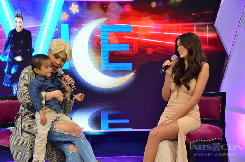 LOOK: Epic reactions of Rachel Peters to GGV's ultimate challenge!