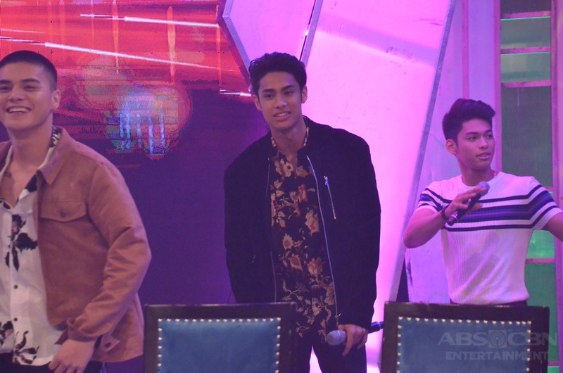 PHOTOS: #GGVKyahGigil with Donny Pangilinan, Ronnie Alonte and Ricci Rivero