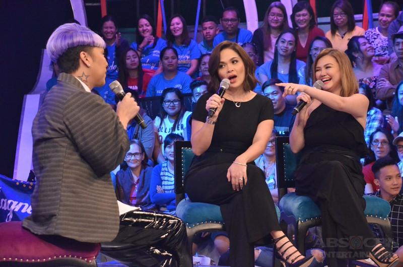 PHOTOS: #DunTayoSaGGV kasama sina Judy Ann Santos at Angelica Panganiban