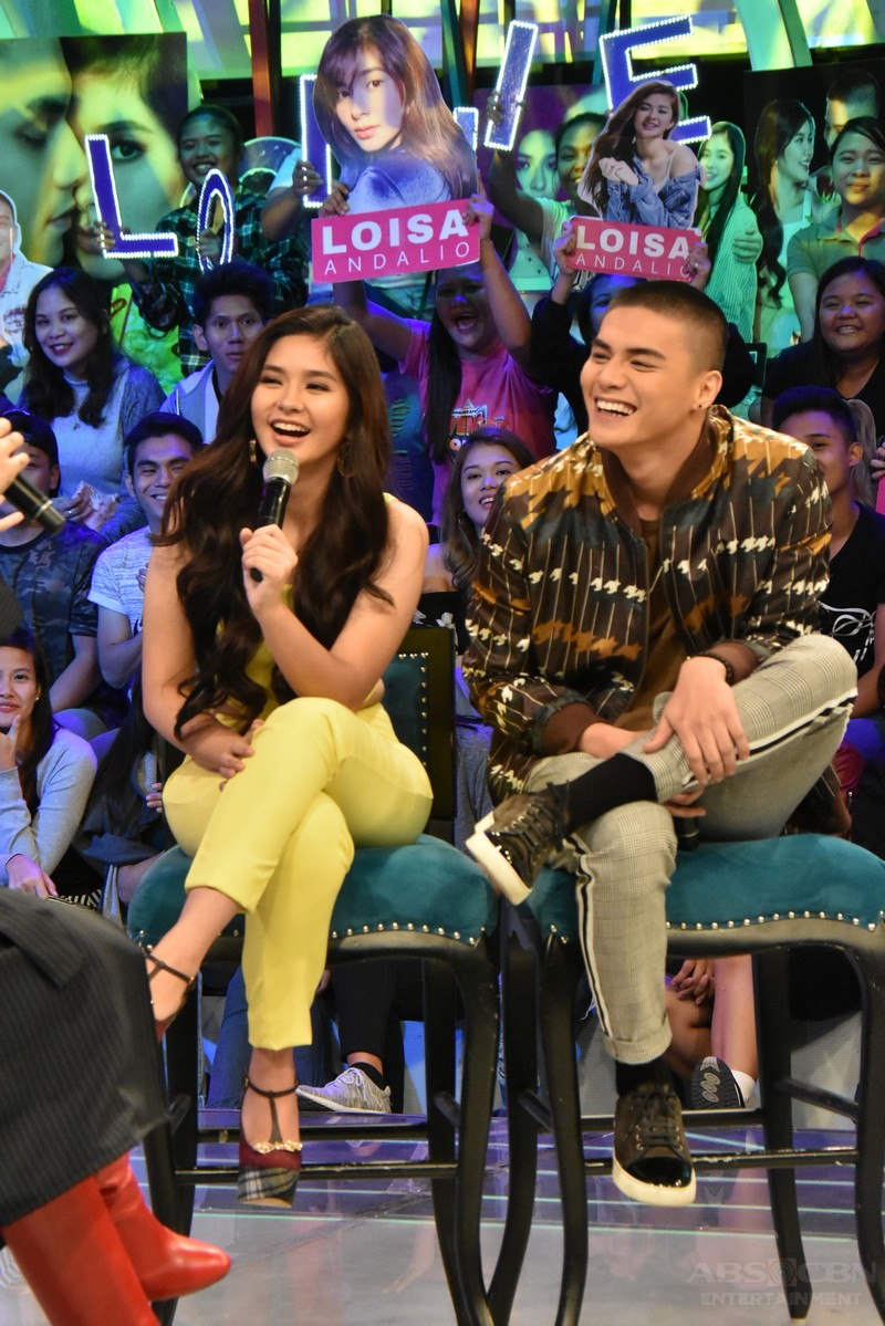 PHOTOS: #GGVBebeKo with Loisa and Ronnie