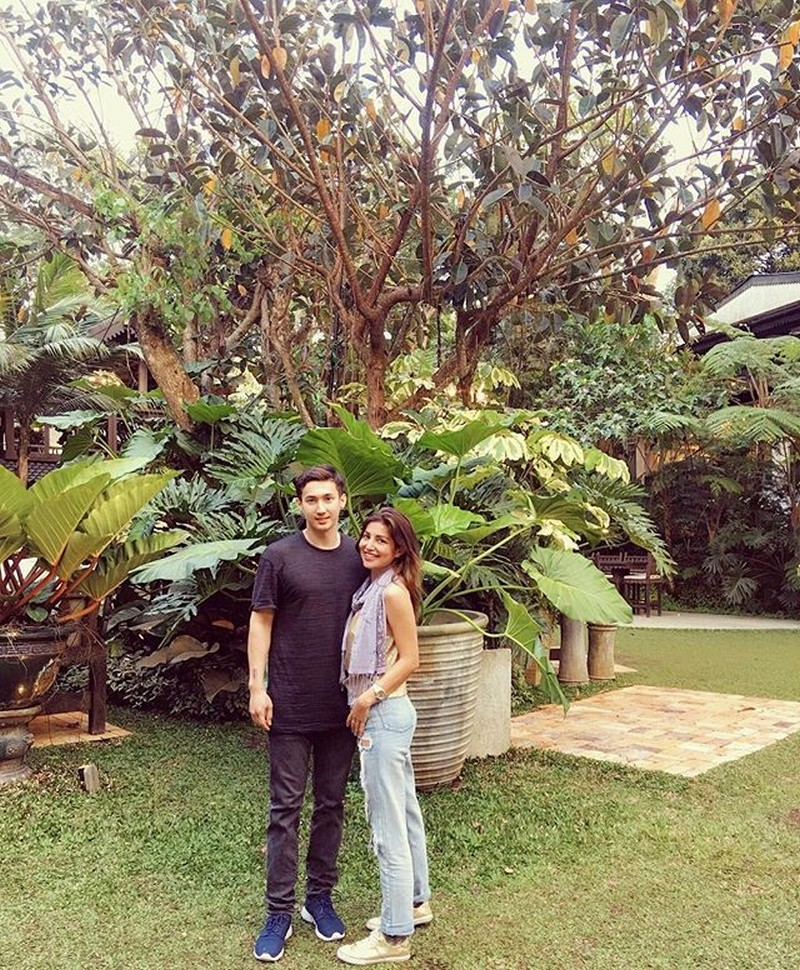 PHOTOS: Meet Nathalie Hart's handsome brother and 'forever date'!