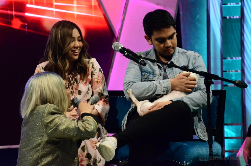 PHOTOS: #GGVMoiravelations with Moira dela Torre