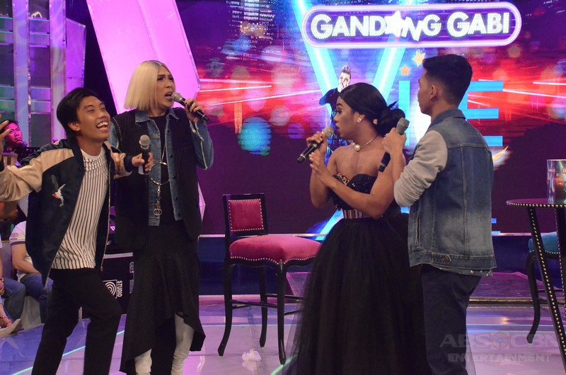 PHOTOS: #GGVPilipinasGotTawa with Joven Olvido, Orville Tonido at Jeptah Callitong