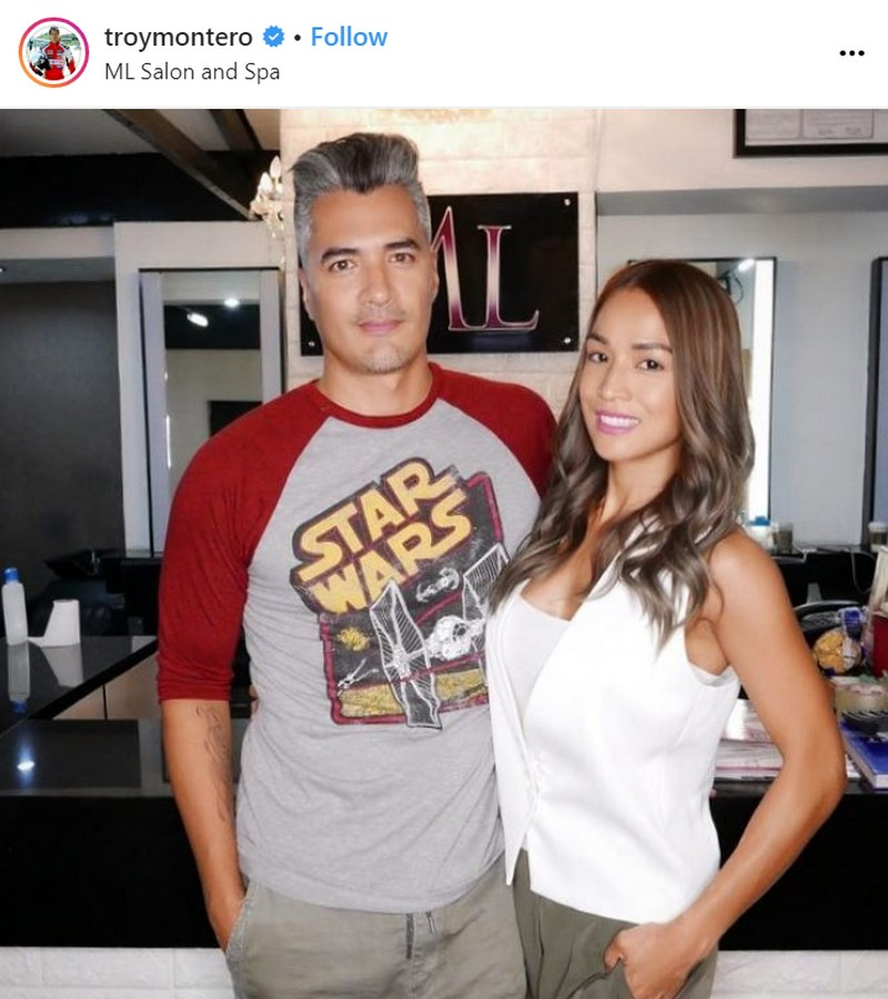 LOOK: 49 Sweet photos of Aubrey Miles and Troy Montero that could give you intense relationship goals!
