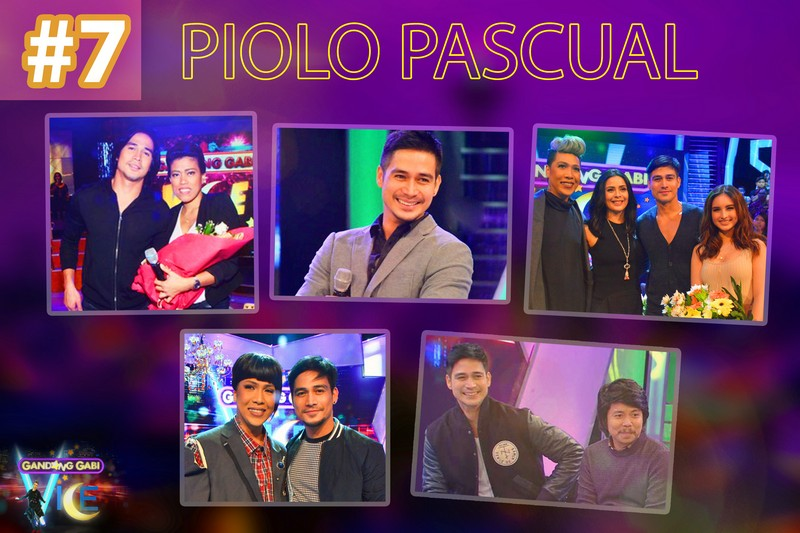 "LOOK: Top 7 celebrity ""suki"" guests of Gandang Gabi Vice"