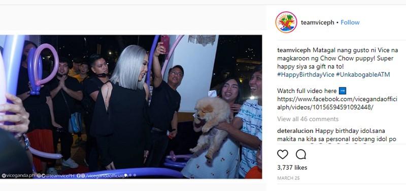"""IN PHOTOS: Kilalanin ang """"baby"""" ni Vice Ganda na mas lalong nagpapasaya ngayon sa kanyang buhay!"""