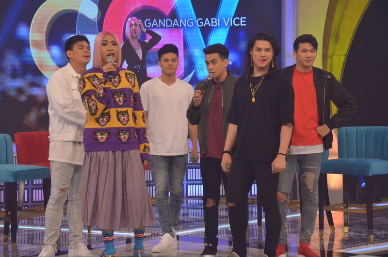 PHOTOS: #GGVAdvanceMagtrip with Ronnie Alonte, Zeus Collins, Vitto Marquez, Kid Yambao and Wilbert Ross