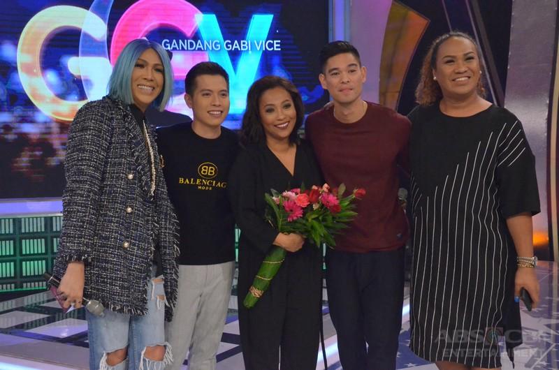 PHOTOS: Nathalie Hart, Roxanne Barcelo, Jaya, Jay-R and Jason Dy on GGV