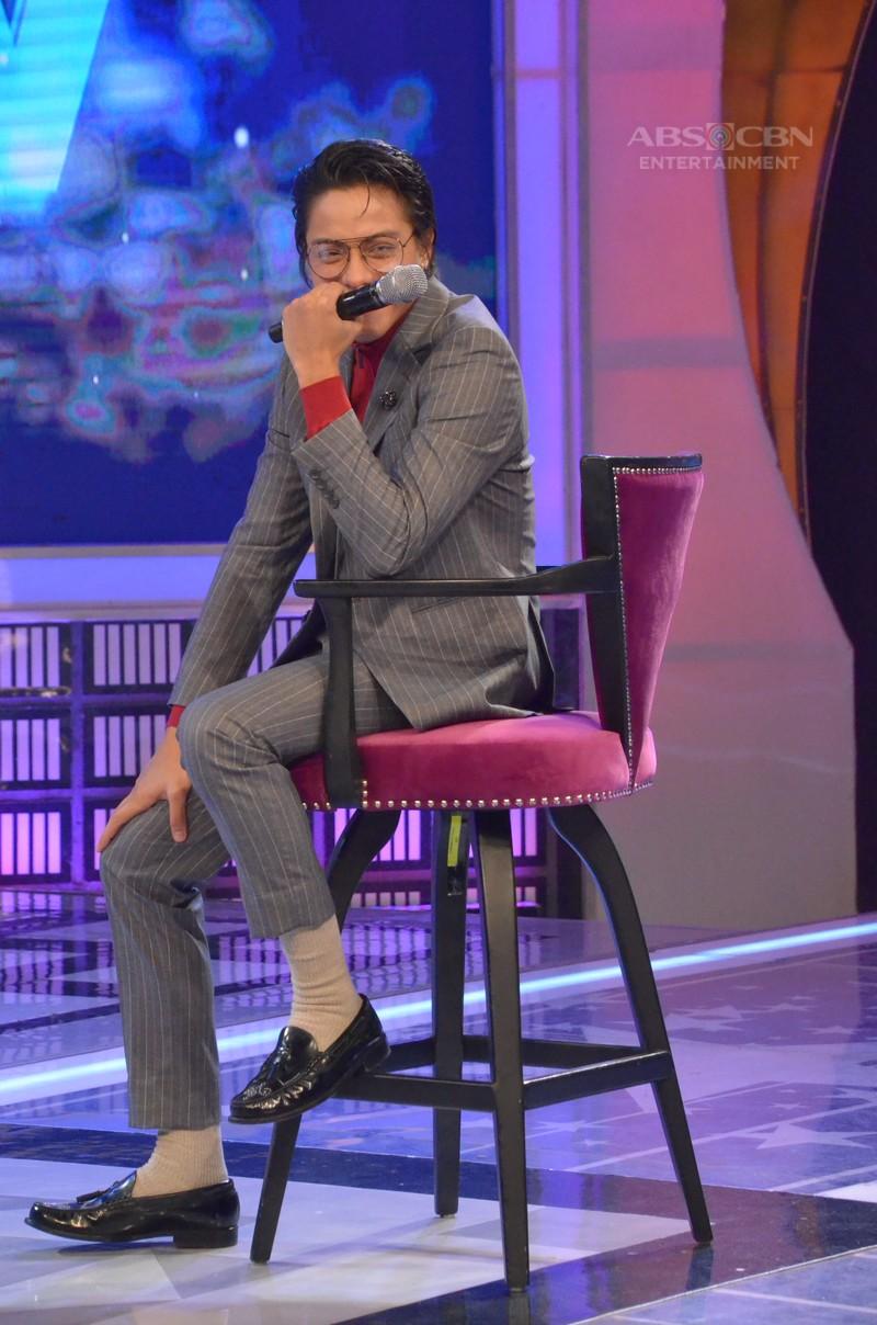 PHOTOS: Daniel Padilla on GGV