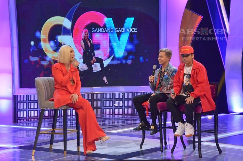PHOTOS: #GGVLaughable with Sharon Cuneta, Sam Concepcion and Shanti Dope