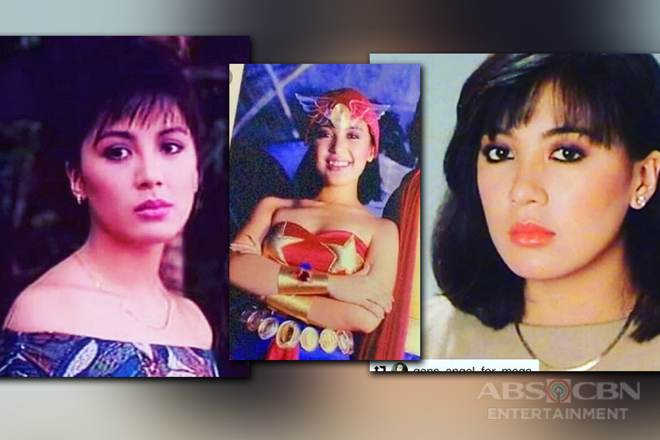 Check out Sharon Cuneta's timeless beauty in these throwback photos!