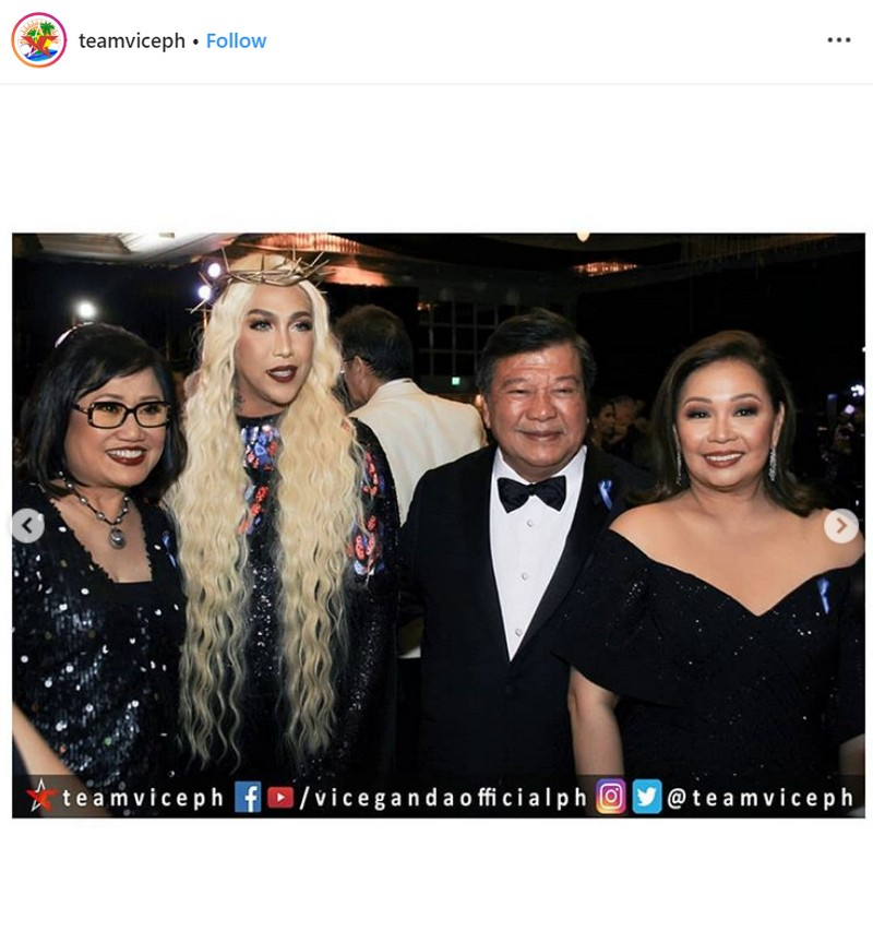 PHOTOS: Vice Ganda's unkabogable outfits at the ABS-CBN Ball 2018