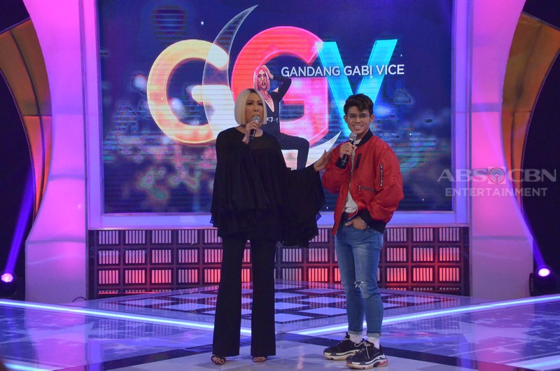 PHOTOS: DonKiss and Iñigo Pascual on GGV