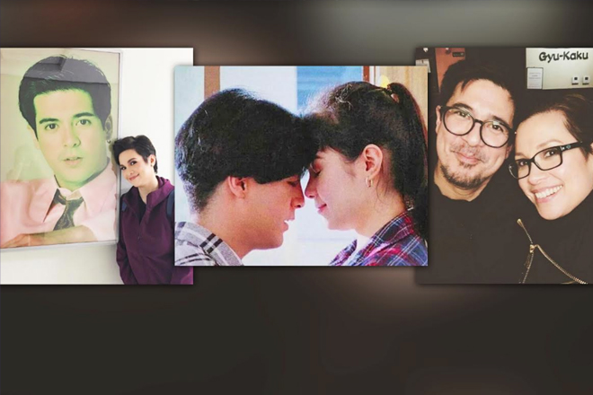 "LOOK: These photos will make you say ""sana maulit muli"" for Aga and Lea!"