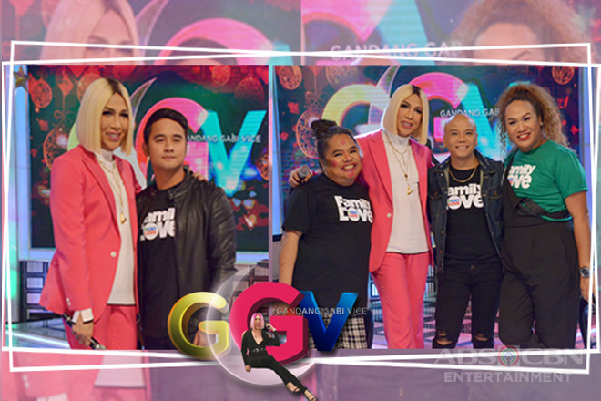 PHOTOS: JM De Guzman, Chokoleit, Wacky Kiray and Negi on GGV