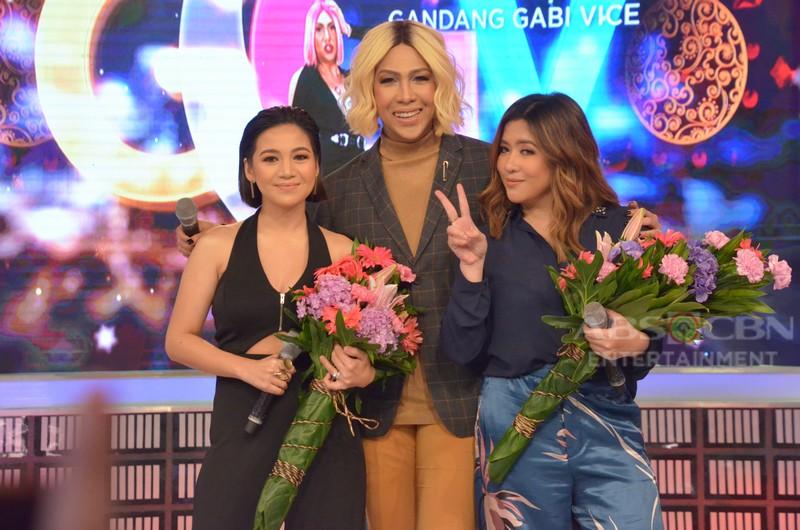 PHOTOS: Kyla, Angeline Quinto at Toni Gonzaga on GGV