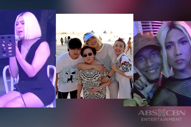 IN PHOTOS: Ang masayang bakasyon ni Vice Ganda sa Bora!