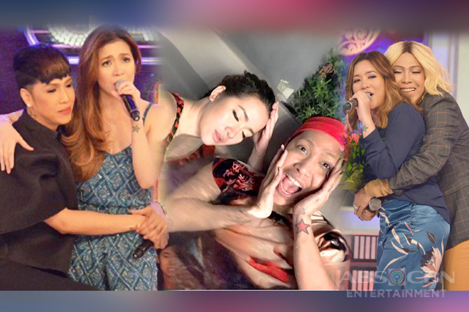 IN PHOTOS: Vice Ganda and Angeline Quinto's friendship through the years!