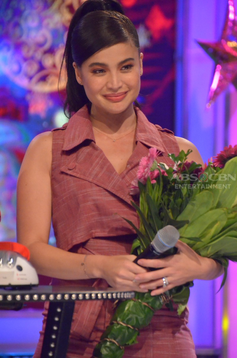PHOTOS: Anne Curtis on GGV
