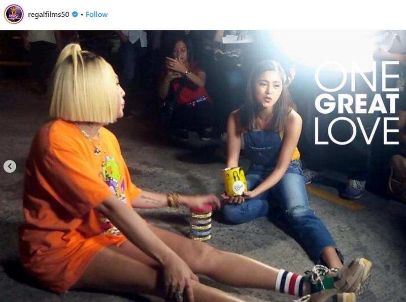 PHOTOS: Ang masayang caroling nina Vice Ganda at Kim Chiu sa GGV!
