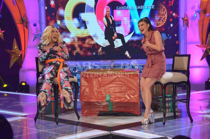 'Anne' ganda pa rin? Check out these hilarious photos of Anne Curtis' gulat moments on GGV!