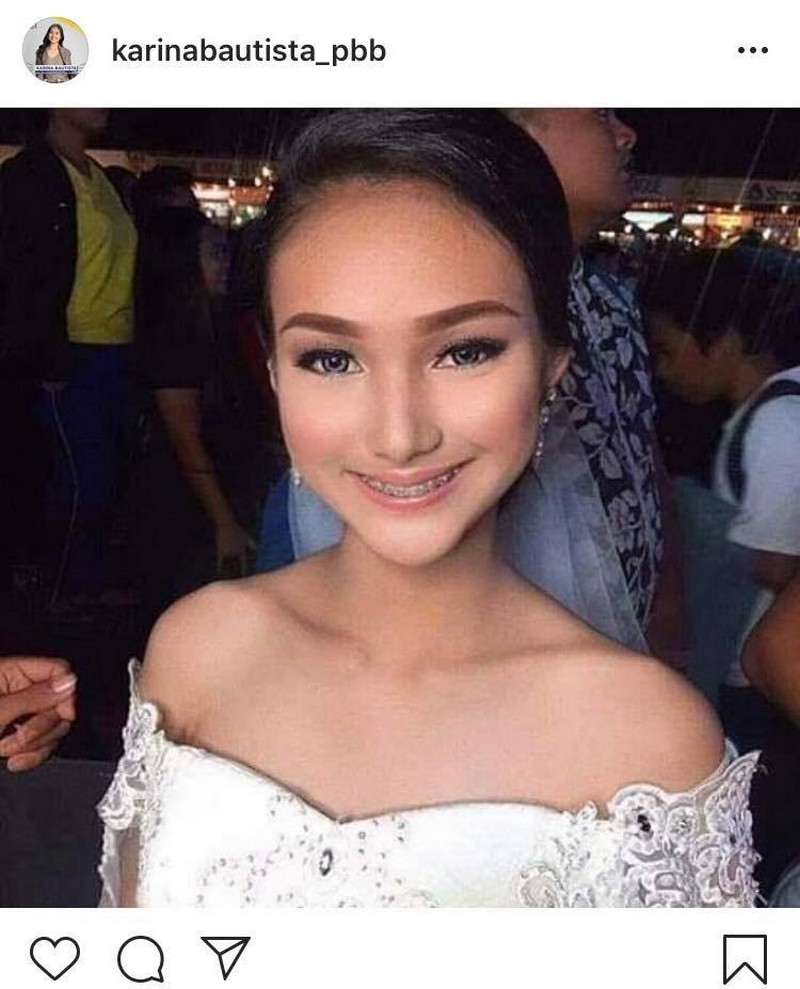 Could she be Liza Soberano's younger sister? Check out Karina's photos that capture her natural beauty!