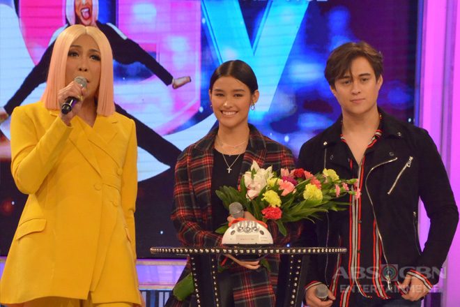 PHOTOS: Liza Soberano and Enrique Gil on GGV