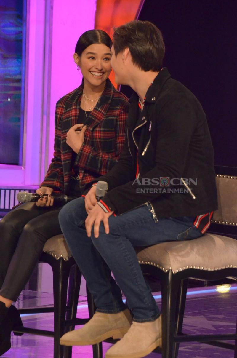 PHOTOS: Liza Soberano and Enrique Gil on GGV