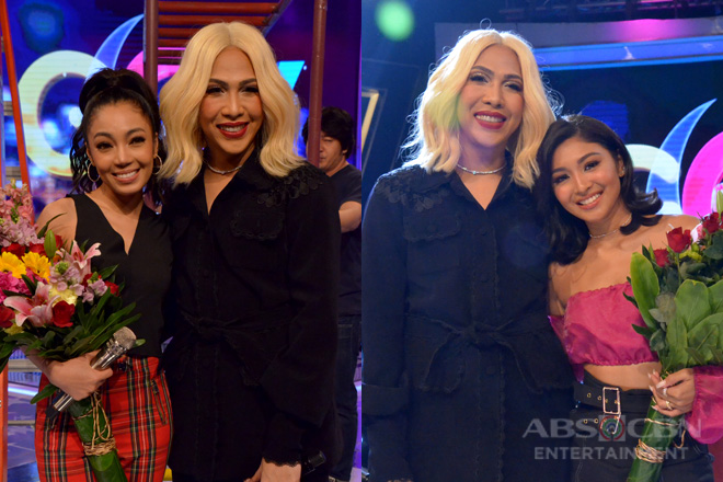 PHOTOS: Jona and Nadine Lustre on GGV