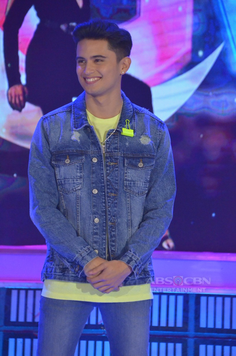 PHOTOS: Lani Misalucha and James Reid on GGV