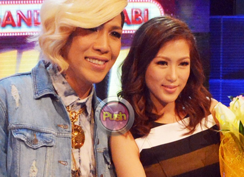 30 Photos that capture Vice Ganda's friendship with the Gonzaga sisters through the years!