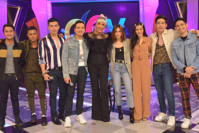 PHOTOS: Vice Ganda with BudaKhel, JM De Guzman, Joshua Garcia, Marivic Viceral and Gonzaga sisters