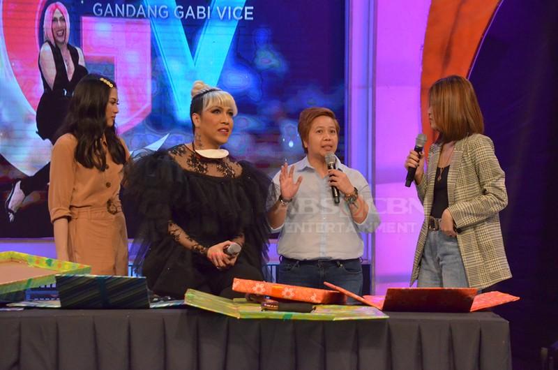 PHOTOS: Vice Ganda with BudaKhel, JM De Guzman, Joshua Garcia, Marivic Viceral and Gonzaga sisters