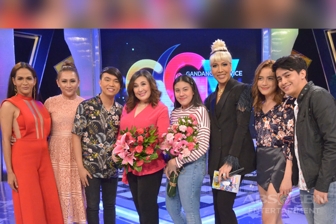 PHOTOS: Sharon Cuneta on Gandang Gabi Vice