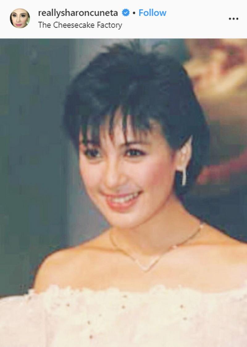 "THROWBACK PHOTOS: The ""Dalagang Pilipina"" days of Sharon Cuneta!"