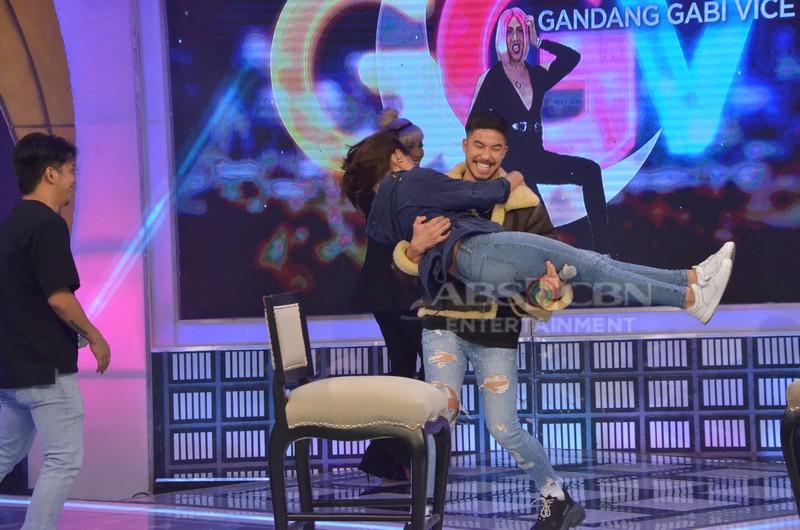 PHOTOS: Angeline Quinto, Tony Labrusca and Kit Thompson on Gandang Gabi Vice