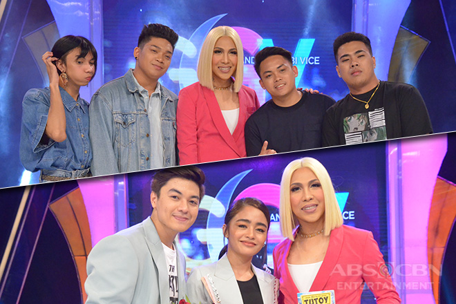 PHOTOS: KierVi, Icon X, ALLMO$T, and Mimiyuuuh on Gandang Gabi Vice