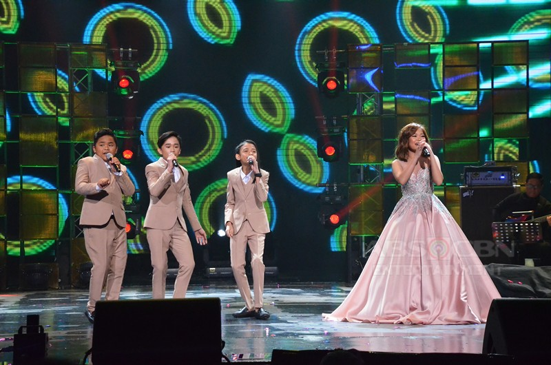 PHOTOS: Janine, TNT boys, Jackie and Stephen on GGV's 8th Anniversary Special